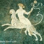 dionysos and panther