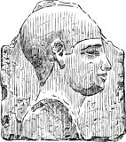 egyptian-relief-vector-drawing-fragment-ancient-picture-ston